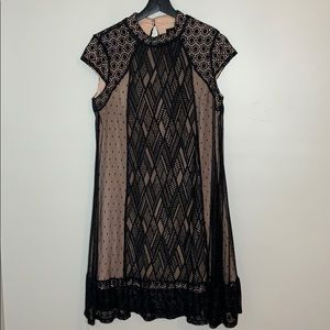 ⭐️HOLIDAYS⭐️ As You Wish lace dress, size 4